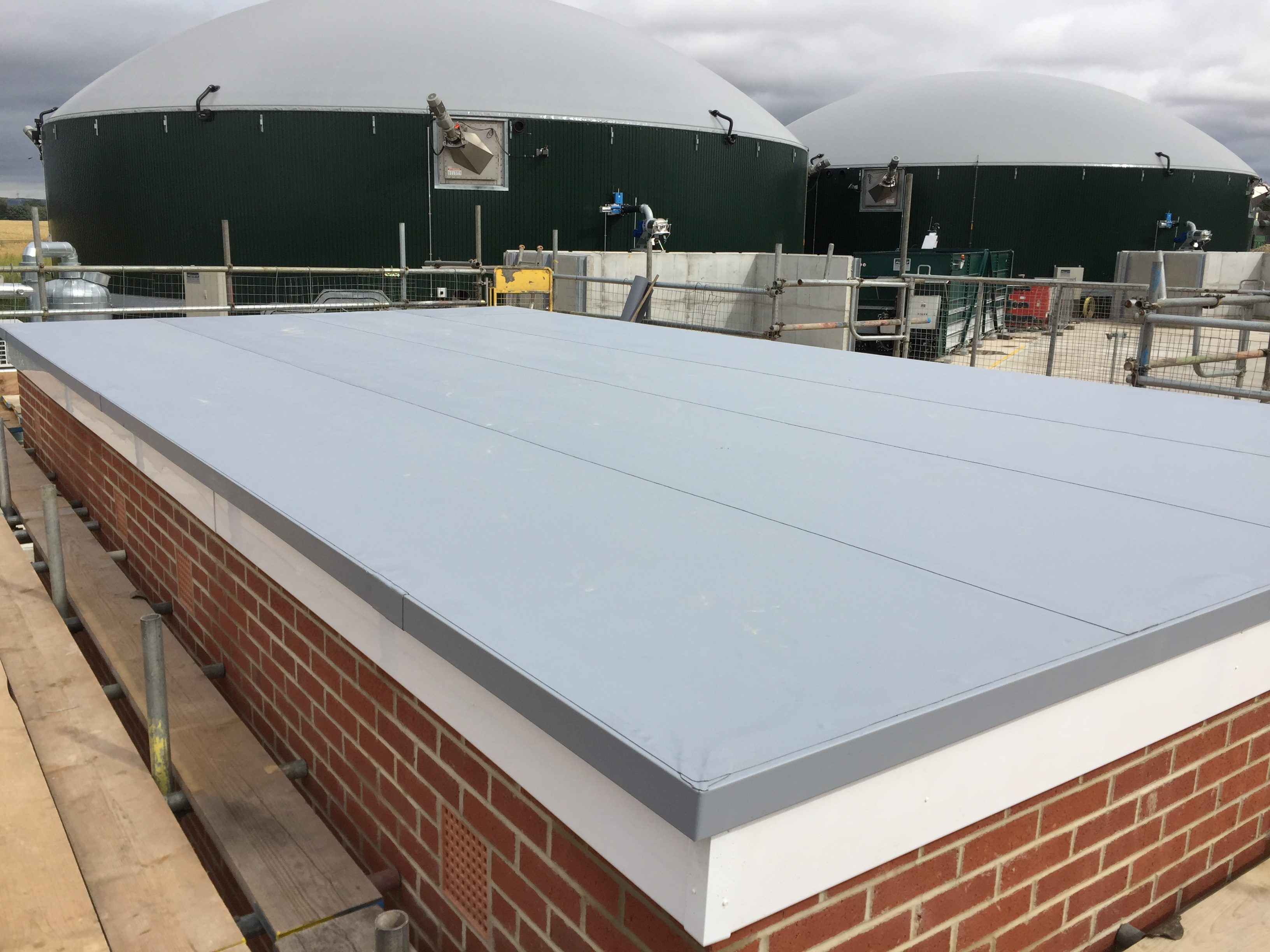 Pvc Flat Roofing Newcastle