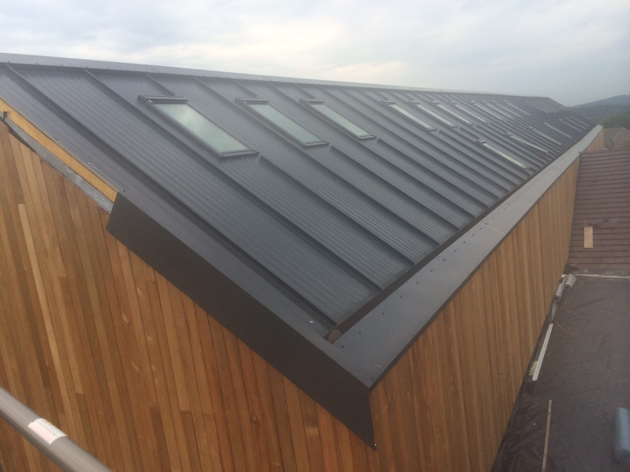 Industrial Roofing Newcastle upon Tyne